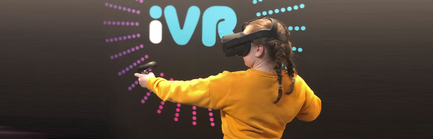 iVR : Next Level Virtual Reality