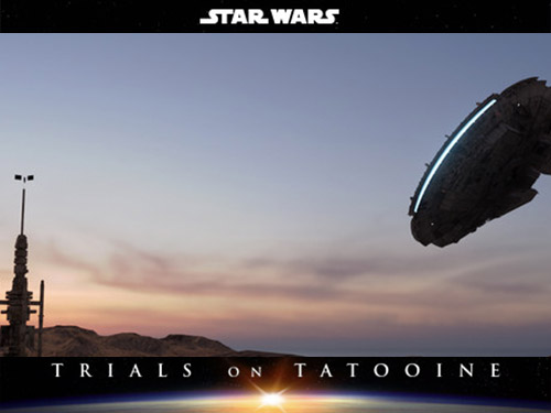 Star Wars: Trials on Tatooine