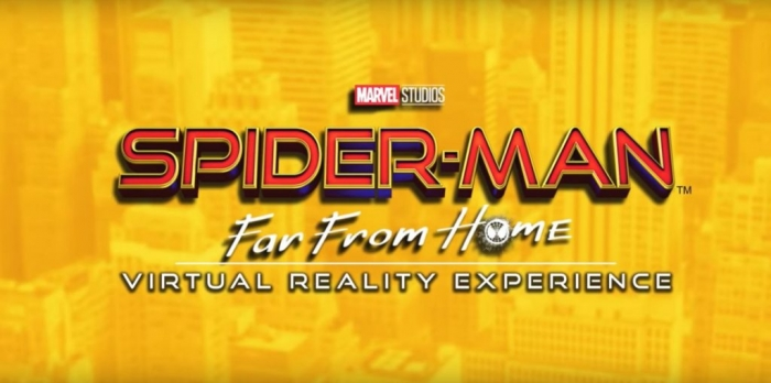 Spider-Man: Far From Home VR Experience