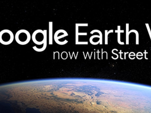 Featured Game - Google Earth VR
